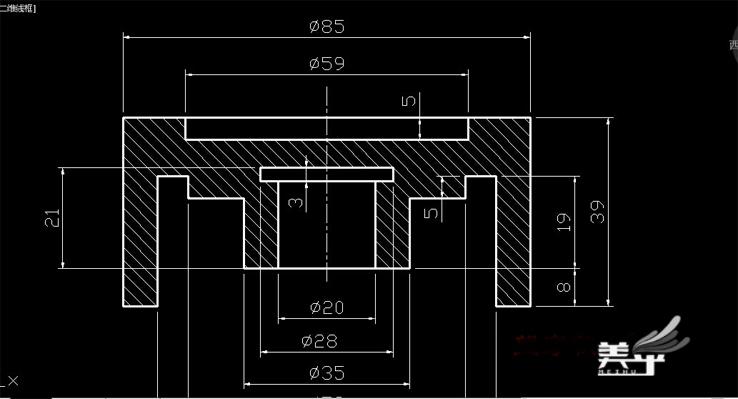 机械设计图